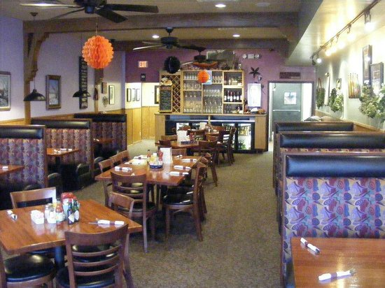 Highland Cafe and Bakery: Plenty of room for groups