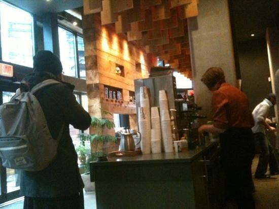 JJ Bean Coffee Roasters - Woodward's: woodwards