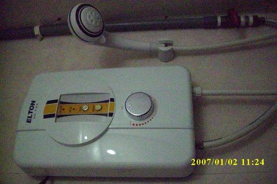 Amazing Hotel : Water Heater
