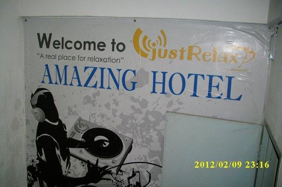 Amazing Hotel : Hotel Logo