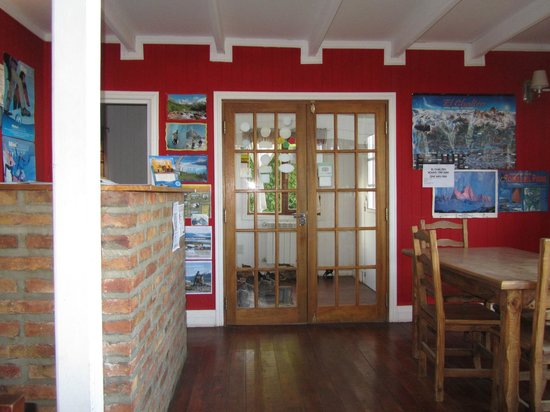 Hostel de las Manos: ingresso