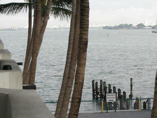 Best Western On The Bay Inn & Marina: bay view
