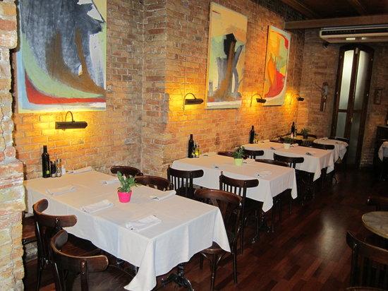 Restaurante La Palmera: Comedor principal