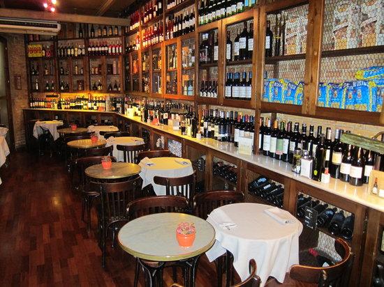 Restaurante La Palmera: Comedor principal 2