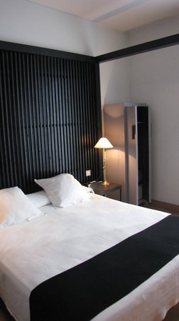 Market Hotel: standard room