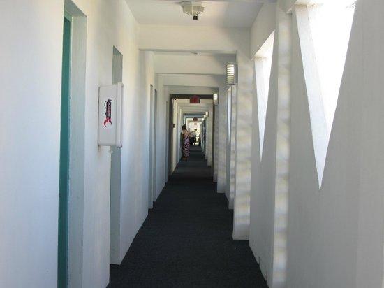 Best Western On The Bay Inn & Marina: third floor room access