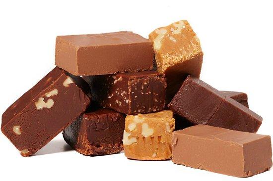 Li-Lac Chocolates: Fudge