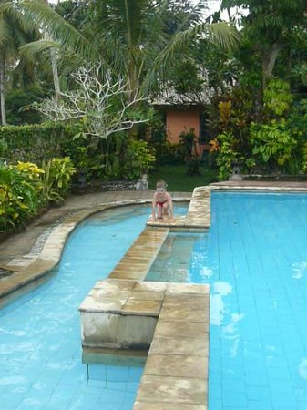 Sri Sunari Guest House: Piscine