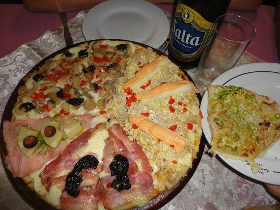 Pizzería La Colonial, Salta