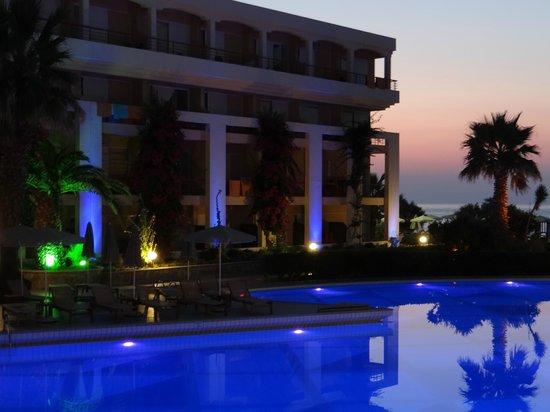 Rethymno Palace: hotel
