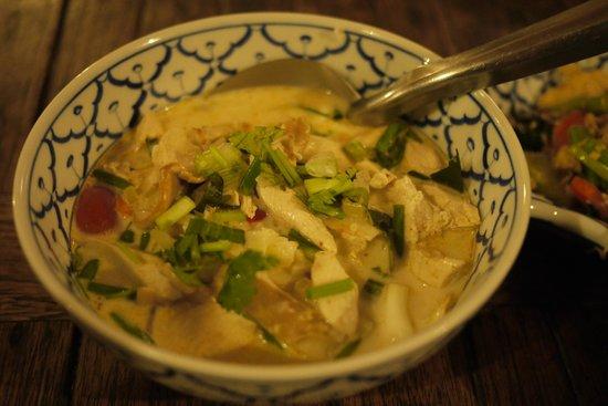 Golden Teak Home: eines von vielen leckeren Gerichten des Kochkurses