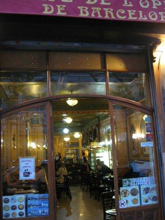 Cafe de L'Opera : 3