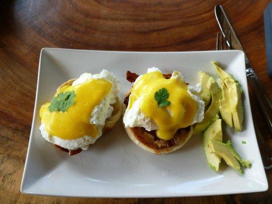 Mamasa: yummy eggs benedict