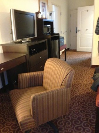 Hampton Inn Kingston: Room