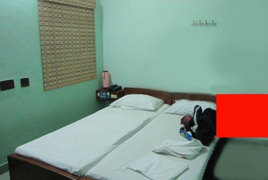 Hotel Valli: bed