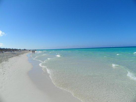 Royalton Cayo Santa Maria: La plage