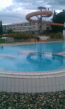 Falkensteiner Hotel Adriana: Udendørs pool
