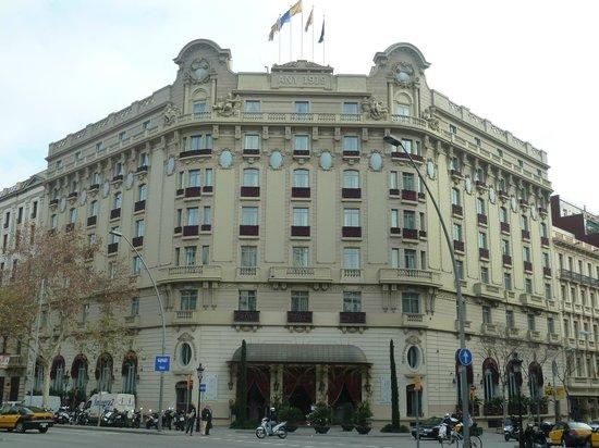 El Palace Hotel: Hotel