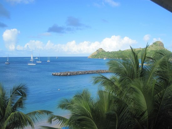 The Landings Resort & Spa St. Lucia : Heaven