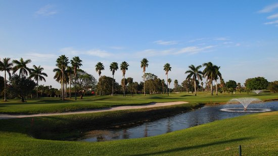 Country Club Of Miami Golf Course