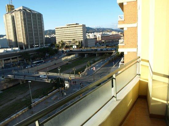 Eurostars Astoria: Vista desde la habitación