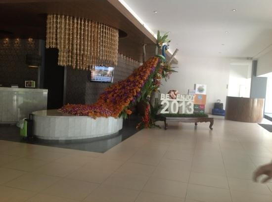 The Regent Cha Am Beach Resort : Reception area