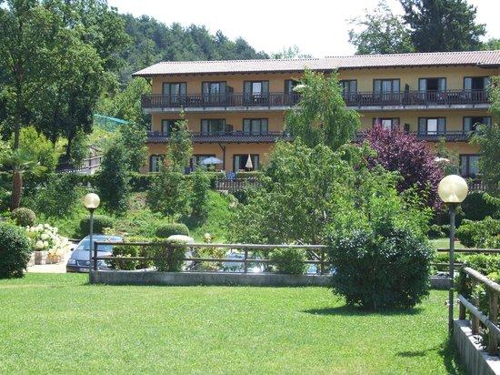 Campi Residence: En af hotellets bygninger