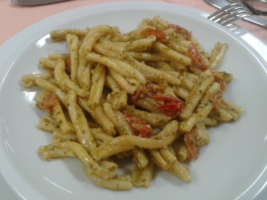 Casa Tra Noi: 1º plato cena