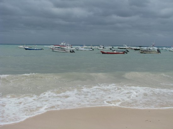 Natz Ti Ha Condominios: fishing boats