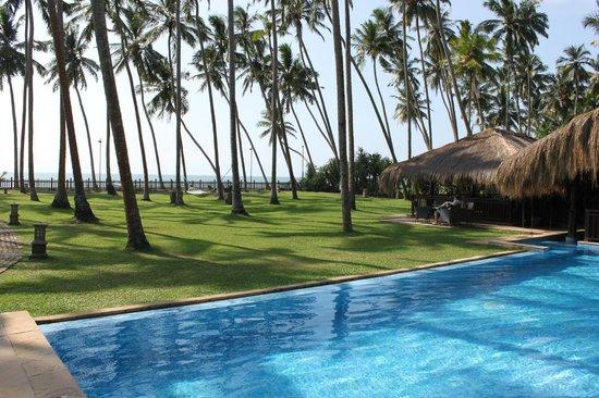 Reef Villa & Spa: Beautiful Pool Grounds
