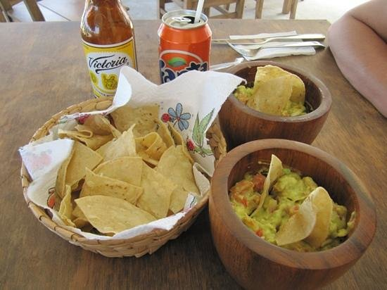 Almaplena Eco Resort & Beach Club: guacamole