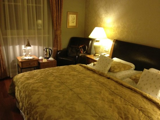 Marrol's Boutique Hotel Bratislava: The room