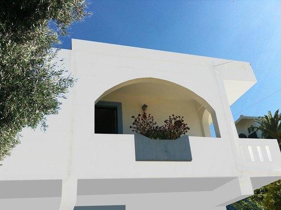 Emilia Apartments: Emilia's Balcony