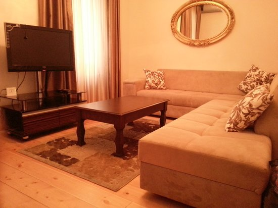 Concept Galata: Living Room