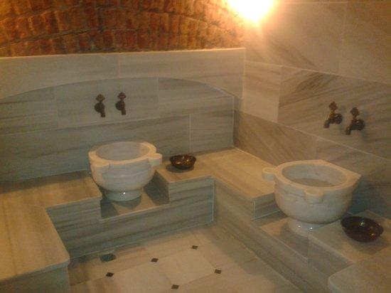 Concept Galata: Turkish Bath
