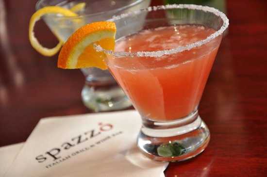 Spazzo: Specialty Cocktail