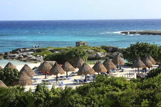 Grand Sirenis Riviera Maya Resort & Spa: plage