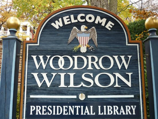 写真Woodrow Wilson Presidential Library and Museum枚