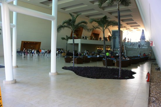 Grand Sirenis Riviera Maya Resort & Spa: Lobby