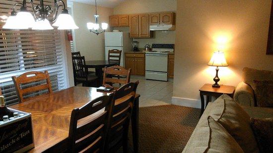 Wyndham Shawnee Village Resort: Kitchen