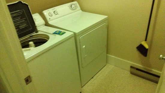 Wyndham Shawnee Village Resort: Laundry Room