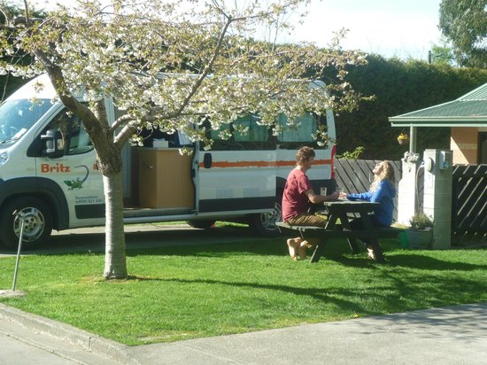 Invercargill TOP 10 Holiday Park: Guest