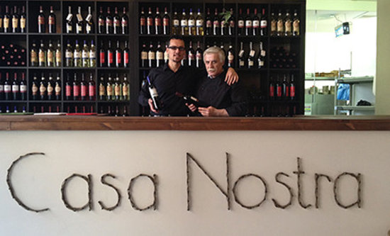 Casa Nostra Limerick: Casa Nostra