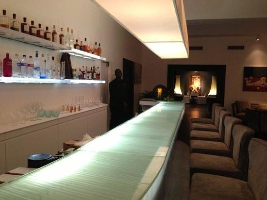Sugar Beach, A Viceroy Resort: The beautiful Cane Bar