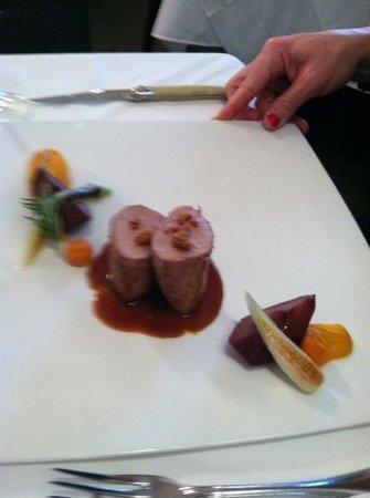 Villa Mozart:                   pork roast