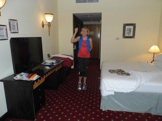 Millennium Airport Hotel Dubai: Room 307