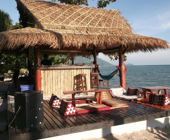 Coco Garden Resort: Coco Beach Bar