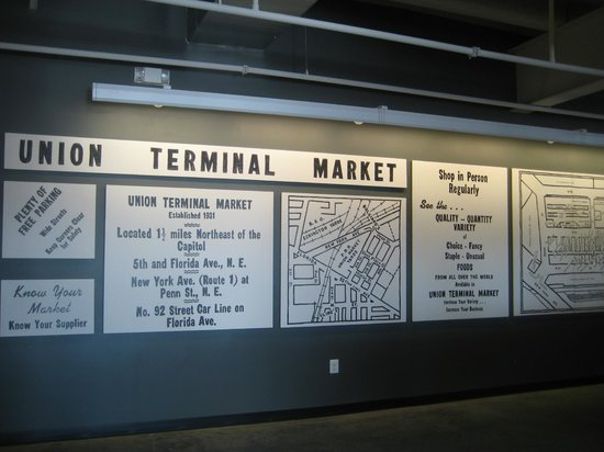 union market dc map Map Of Union Market And A Bit Of History Picture Of Union Market