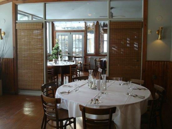 Jouvence, Centre de Villegiature: salle a diner