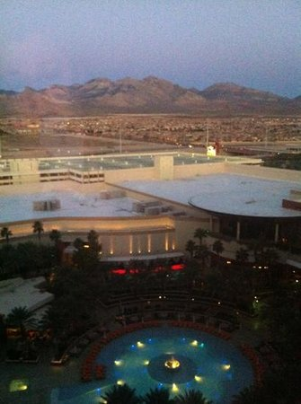 Red Rock Casino Resort & Spa: The Mountains view